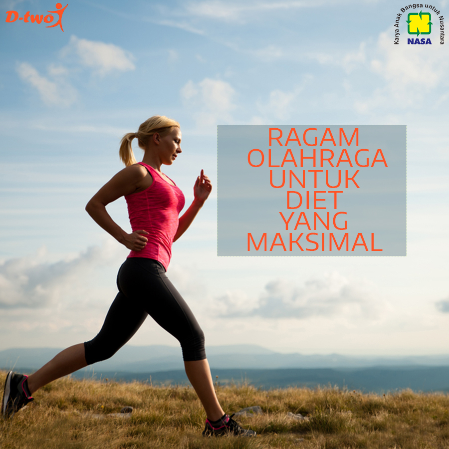 Ragam Olahraga untuk Diet yang Maksimal