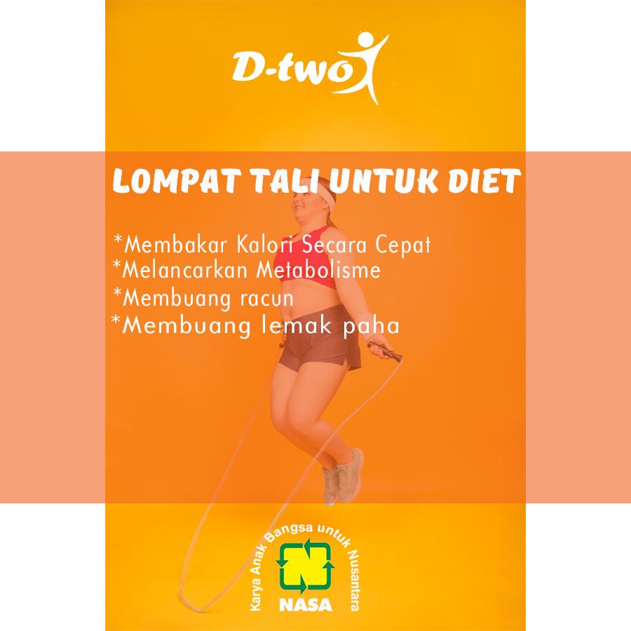Lompat Tali Untuk Diet