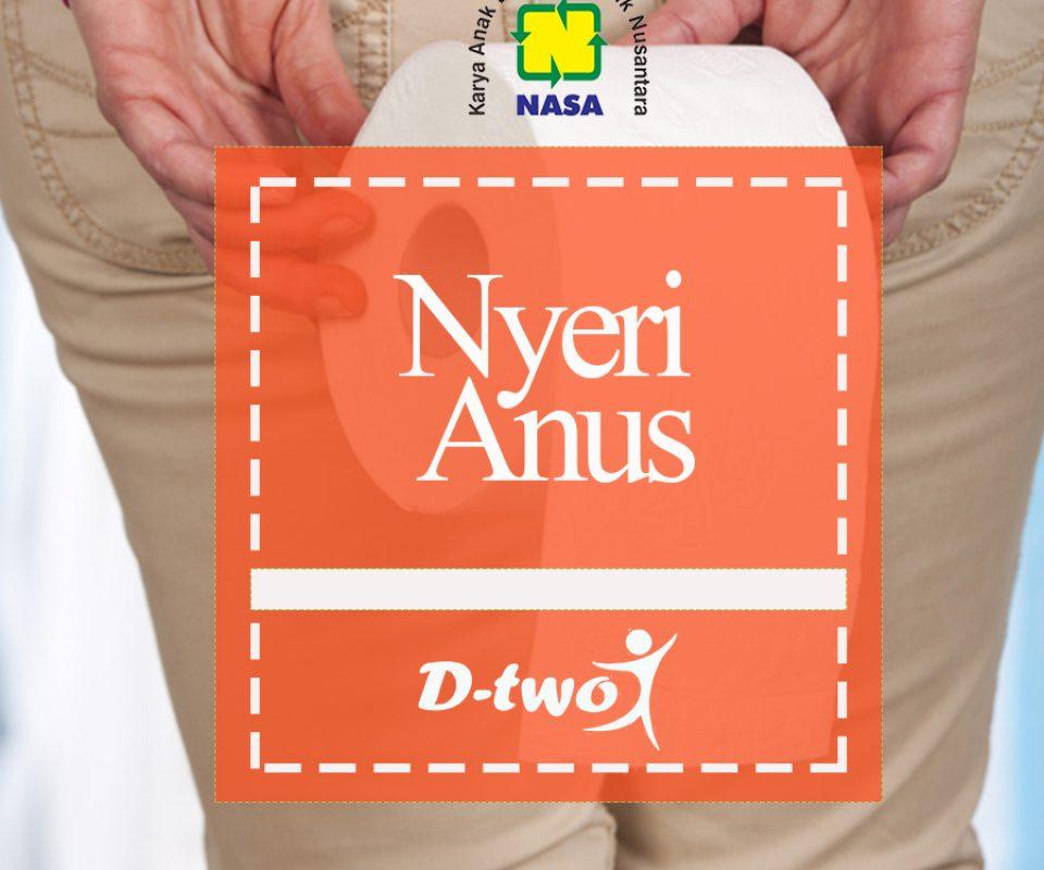 Nyeri Anus