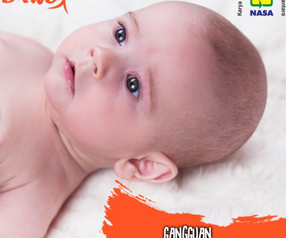 Gangguan Pencernaan Juga Dapat Terjadi Pada Anak Dan Bayi