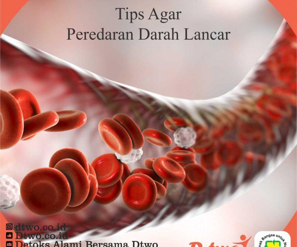 Menjaga Peredaran Darah Lancar
