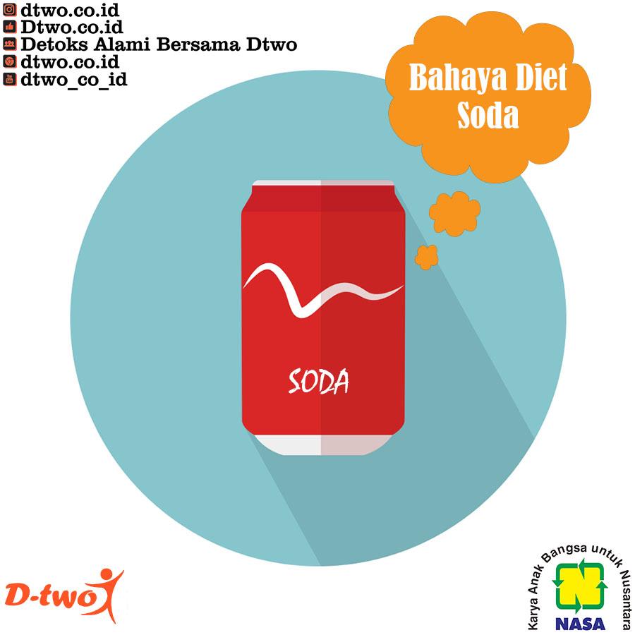 Bahaya Diet Soda