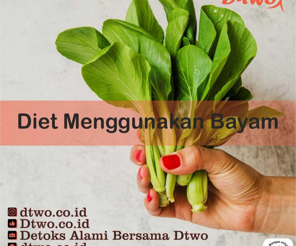 Diet Menggunakan Bayam