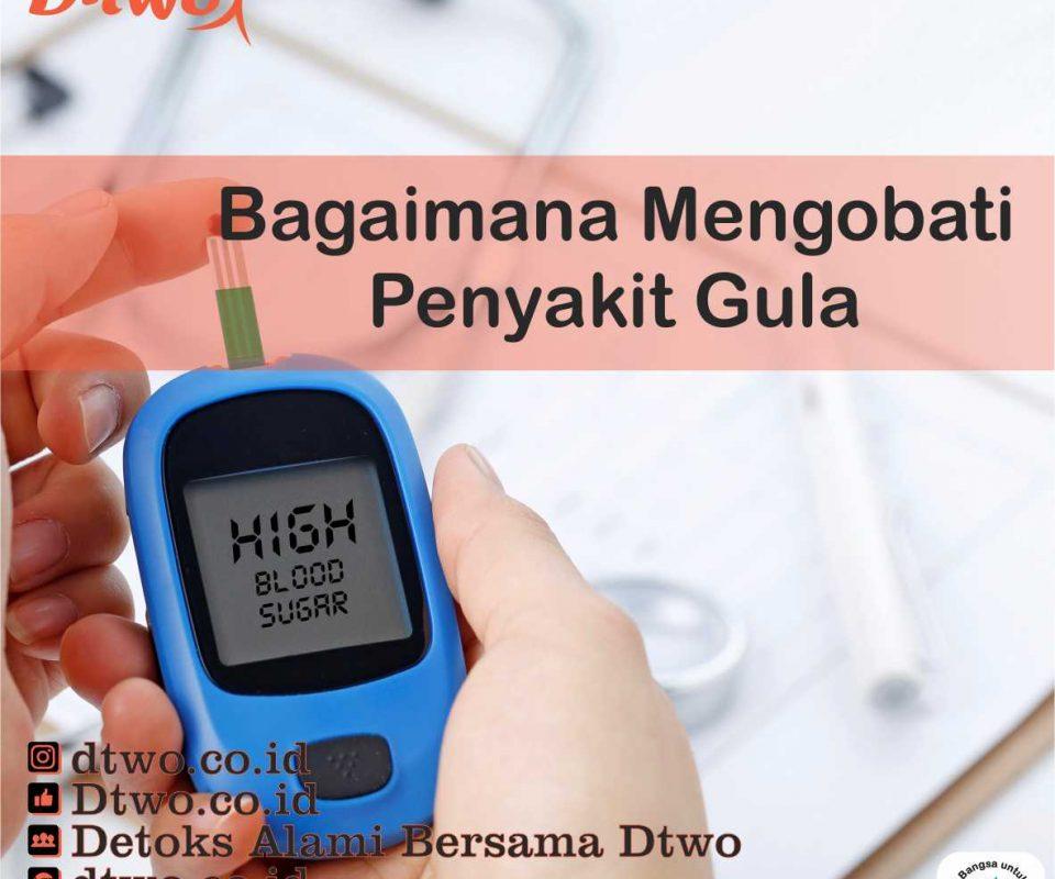 Mengatasi Penyakit Gula