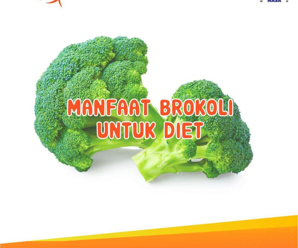 MANFAAT BROKOLI UNTUK DIET